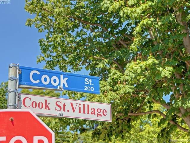 1012 Pakington St #203, Victoria, BC V8V 3A1 (MLS #426730) :: Day Team Realty