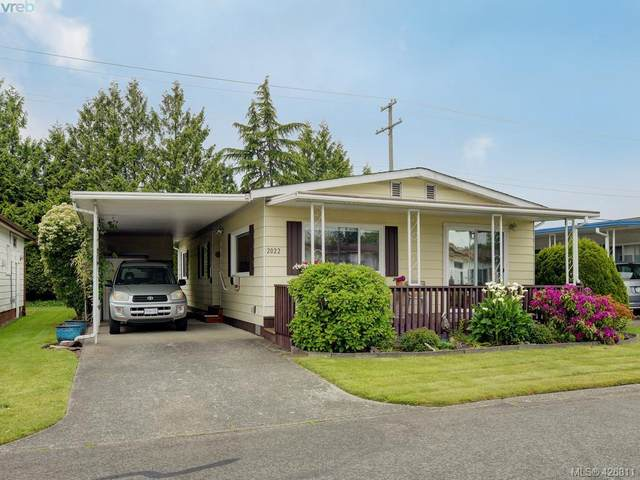 2022 Sunfield Cres, Sidney, BC V8L 4P2 (MLS #426811) :: Day Team Realty