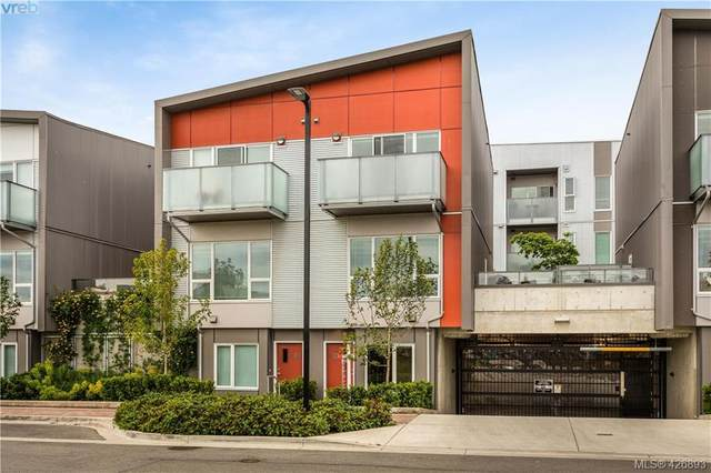 770 Central Spur Rd #103, Victoria, BC V9A 0G5 (MLS #426893) :: Day Team Realty