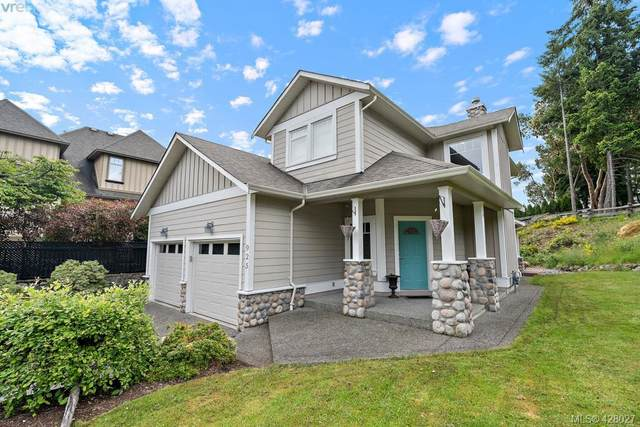 925 Alton Lane, Victoria, BC V9B 6R9 (MLS #428027) :: Day Team Realty