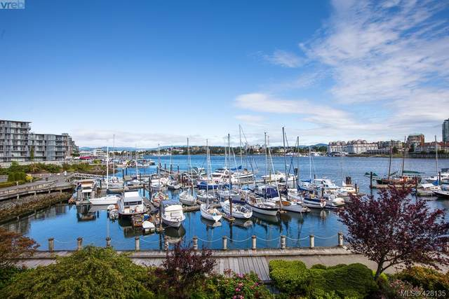 636 Montreal St #302, Victoria, BC V8V 4Y1 (MLS #428135) :: Day Team Realty