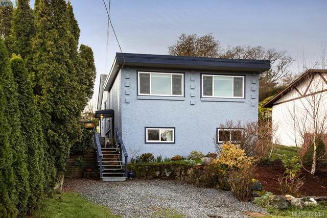 493 Ker Ave, Victoria, BC V9A 2B9 (MLS #428281) :: Day Team Realty