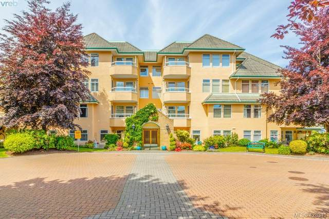 2311 Mills Rd #103, Sidney, BC V8L 2C3 (MLS #428311) :: Day Team Realty