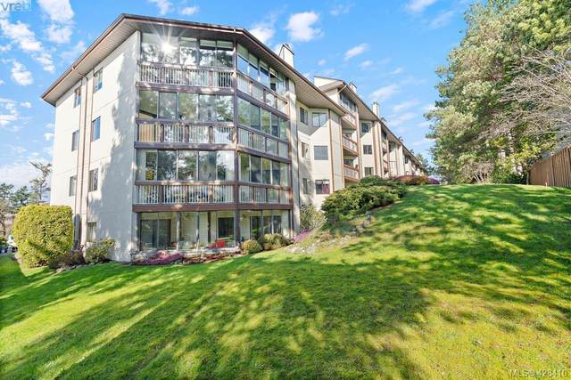69 W Gorge Rd #302, Victoria, BC V9A 1L9 (MLS #428410) :: Day Team Realty