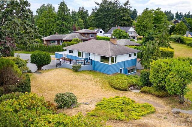 4364 Gordon Head Rd, Victoria, BC V8N 3Y6 (MLS #428412) :: Day Team Realty