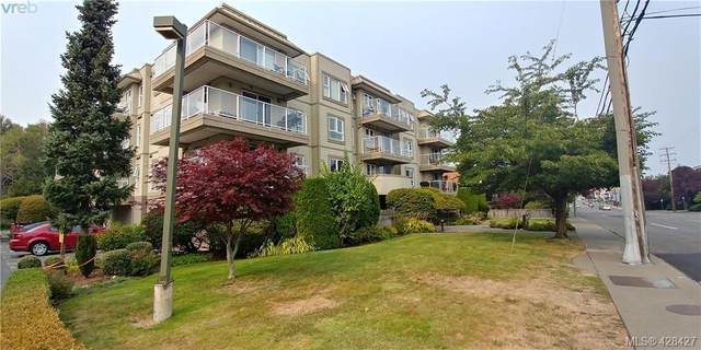 1536 Hillside Ave #403, Victoria, BC V8T 2C2 (MLS #428427) :: Day Team Realty