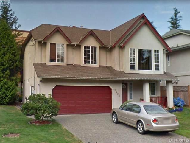 2402 Selwyn Rd, Victoria, BC V9B 3K8 (MLS #428439) :: Day Team Realty