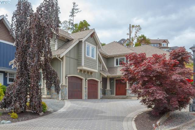 1173 Deerview Pl, Victoria, BC V9B 0B3 (MLS #428449) :: Day Team Realty