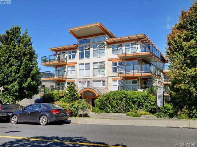 2940 Harriet Rd #301, Victoria, BC V9A 1T3 (MLS #428460) :: Day Team Realty