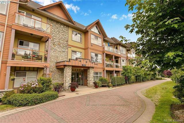 1959 Polo Park Crt #309, Central Saanich, BC V8M 2K1 (MLS #429649) :: Day Team Realty