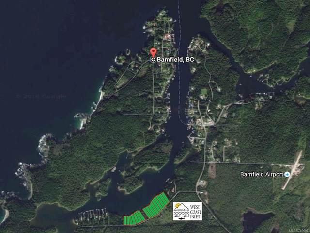 LT 14 Bamfield Rd S, Bamfield, BC V0R 1L6 (MLS #746697) :: Day Team Realty
