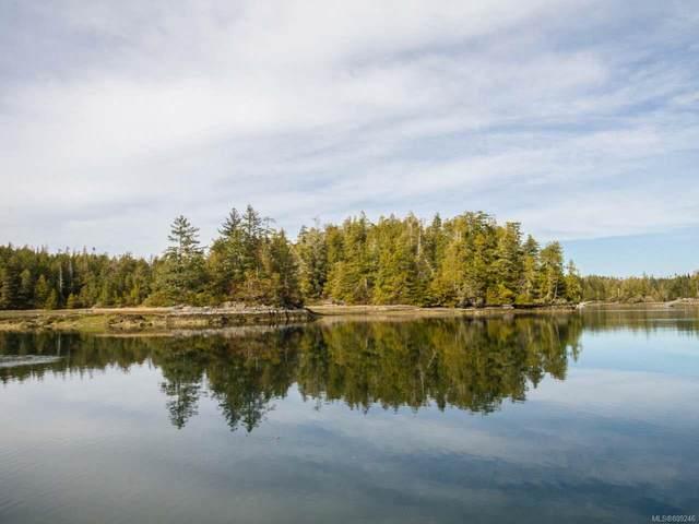 0 Burts Island, Bamfield, BC  (MLS #809246) :: Day Team Realty