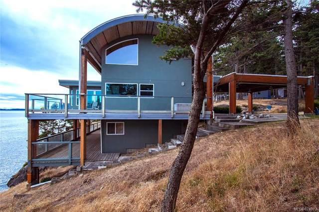 188 Cliffside Rd, Saturna Island, BC V0N 2Y0 (MLS #824973) :: Day Team Realty