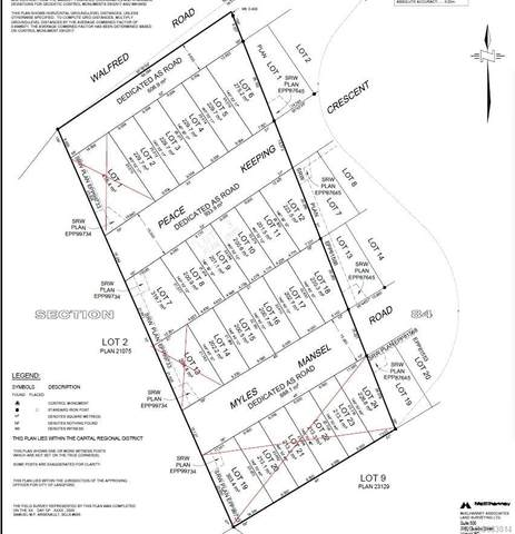 Lot 20 Myles Mansell Rd Proposed, Langford, BC V9C 2P3 (MLS #833814) :: Day Team Realty