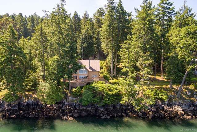 216 Old Point Rd, Saturna Island, BC V0N 2Y0 (MLS #835798) :: Day Team Realty