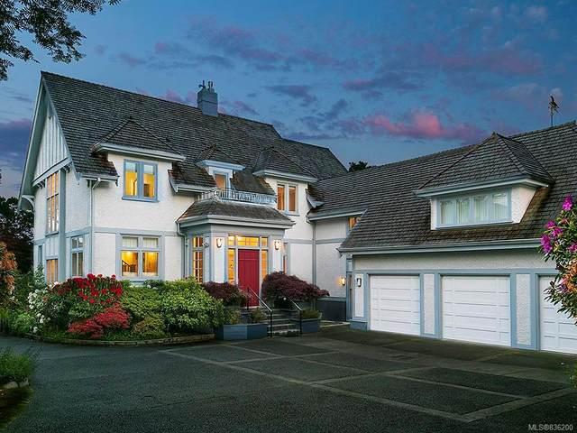 3495 Upper Terrace Rd, Oak Bay, BC V8R 6E7 (MLS #836200) :: Day Team Realty