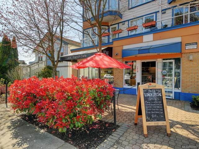 1610 Cook St, Victoria, BC V8T 3P1 (MLS #837411) :: Day Team Realty