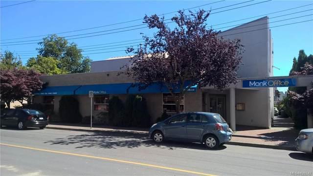 9839 Fifth St, Sidney, BC V8L 2X4 (MLS #839242) :: Day Team Realty