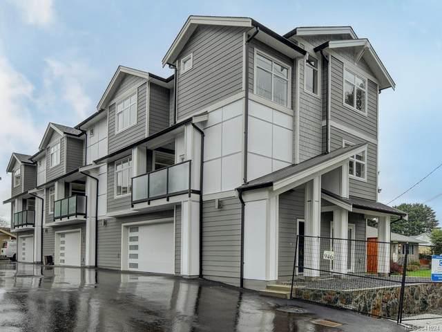 946 Jenkins Ave #105, Langford, BC V9B 2N7 (MLS #841924) :: Day Team Realty