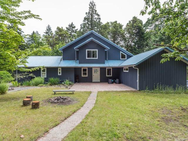 145 Pilkey Point Rd, Thetis Island, BC V0R 2Y0 (MLS #842081) :: Day Team Realty