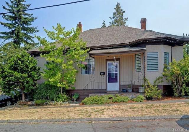 633 Nelson St, Esquimalt, BC V9A 6P9 (MLS #844725) :: Day Team Realty