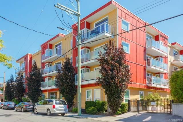 1315 Esquimalt Rd #416, Esquimalt, BC V9A 3P5 (MLS #845699) :: Day Team Realty