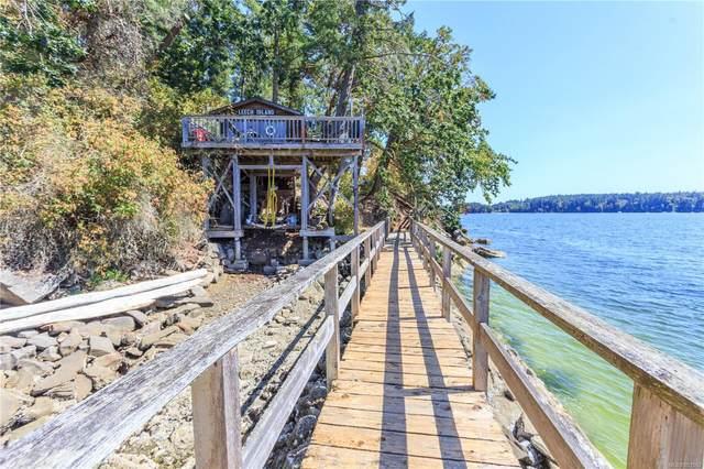 LT 81 Leech Island, Thetis Island, BC V0R 2Y0 (MLS #851502) :: Day Team Realty