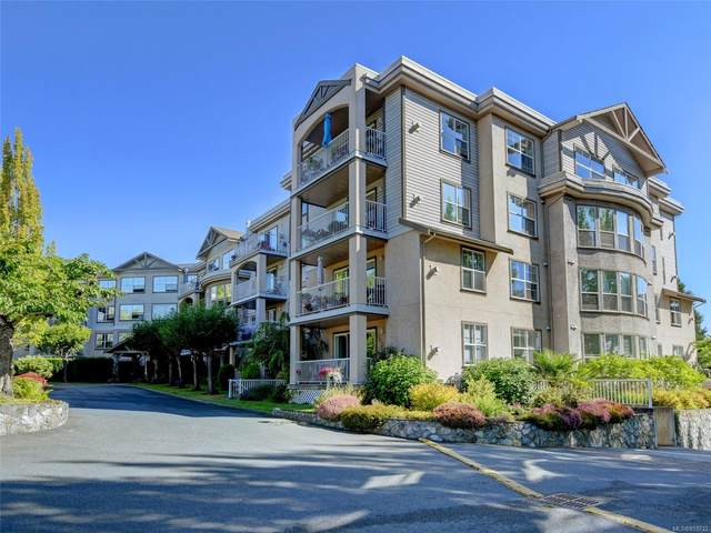 1240 Verdier Ave #203, Central Saanich, BC V8M 1E6 (MLS #853732) :: Day Team Realty