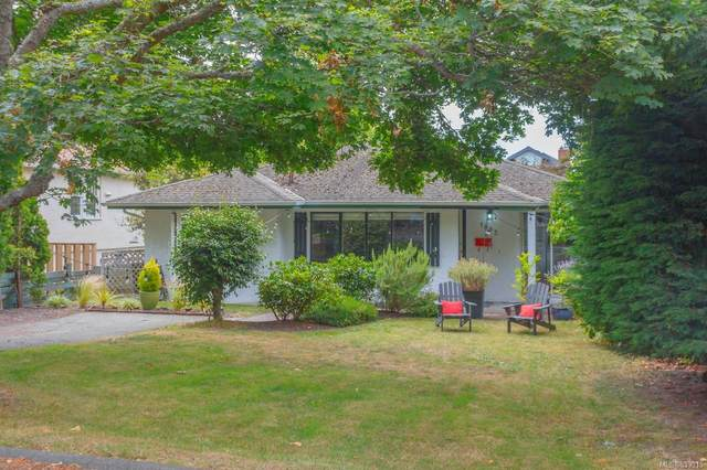 1893 Forrester St, Saanich, BC V8R 3G7 (MLS #853916) :: Day Team Realty