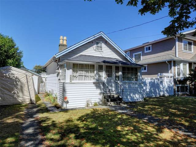 2034 Milton St, Oak Bay, BC V8R 1N9 (MLS #853927) :: Day Team Realty