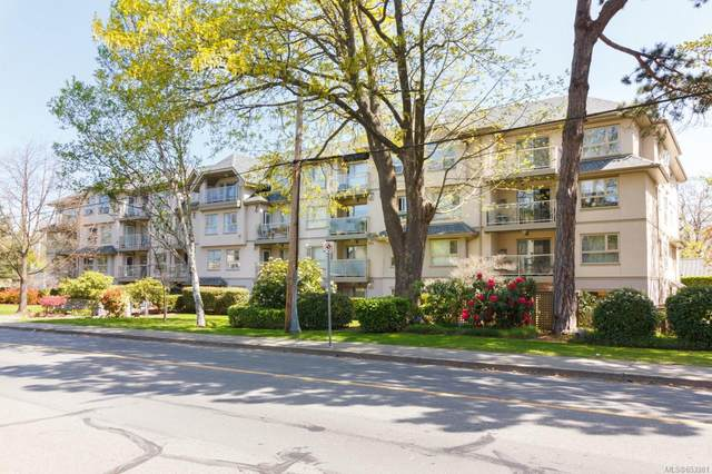 1715 Richmond Ave #206, Victoria, BC V8R 4P9 (MLS #853981) :: Day Team Realty