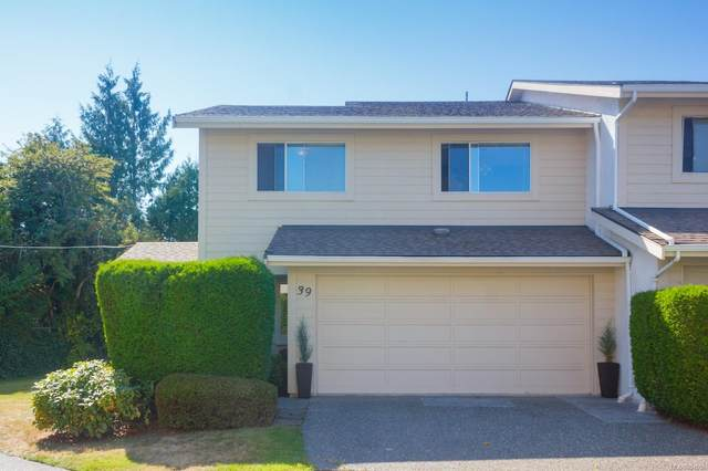 1287 Verdier Ave #39, Central Saanich, BC V8M 1H2 (MLS #854058) :: Day Team Realty