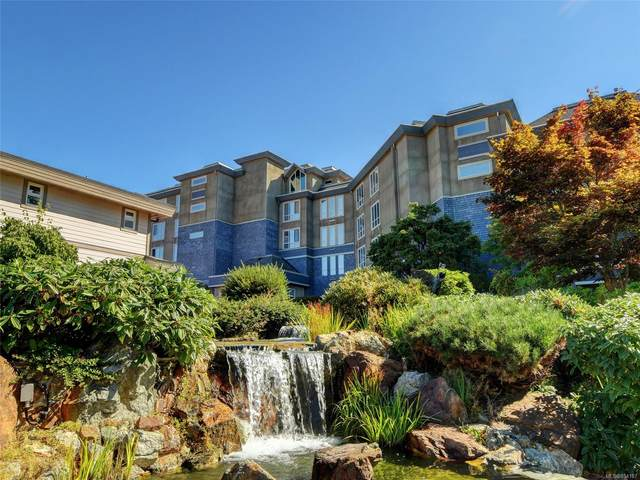 940 Boulderwood Rise #201, Saanich, BC V8Y 3G5 (MLS #854187) :: Day Team Realty