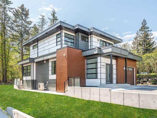 10963 Madrona Dr, North Saanich, BC V8L 5R7 (MLS #854536) :: Day Team Realty