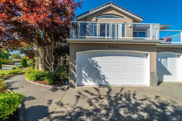 2540 Wilcox Terr, Central Saanich, BC V8Z 7G5 (MLS #854733) :: Day Team Realty