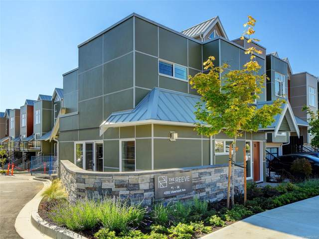 4355 Viewmont Ave #15, Saanich, BC V8Z 5K8 (MLS #854768) :: Day Team Realty