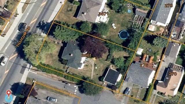 3661 Tillicum Rd Lot, Saanich, BC V8Z 4H7 (MLS #854942) :: Day Team Realty
