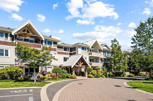 537 Heatherdale Lane #304, Saanich, BC V8Z 0A4 (MLS #854948) :: Day Team Realty
