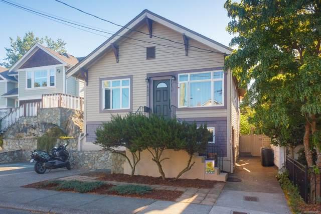 483 Constance Ave, Esquimalt, BC V9A 6N2 (MLS #854957) :: Day Team Realty