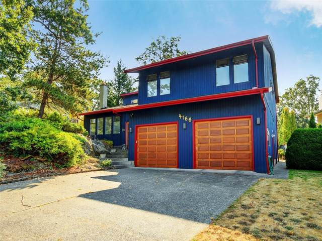 4166 Tuxedo Dr, Saanich, BC V8X 3P8 (MLS #855032) :: Day Team Realty