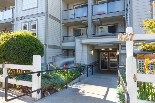 827 North Park St #106, Victoria, BC V8W 3Y3 (MLS #855094) :: Day Team Realty
