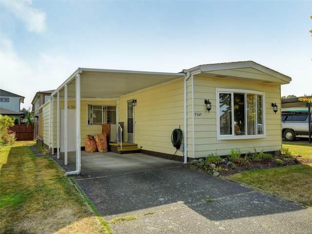 9349 Village Way, Sidney, BC V8L 4N7 (MLS #855226) :: Day Team Realty