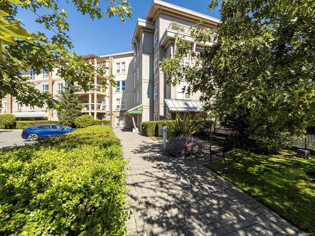 1156 Colville Rd #208, Esquimalt, BC V8L 5A2 (MLS #855285) :: Day Team Realty