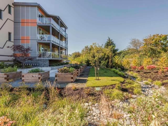 10680 Mcdonald Park Dr S306, North Saanich, BC V8L 5S7 (MLS #855343) :: Day Team Realty