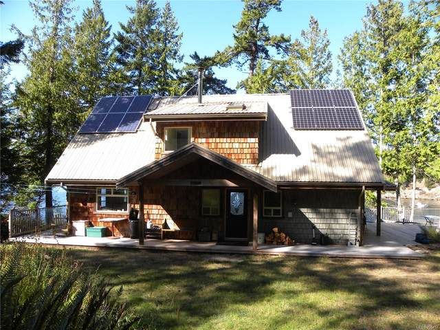 Lot 50 Spring Bay Rd, Lasqueti Island, BC V0R 2J0 (MLS #855453) :: Call Victoria Home