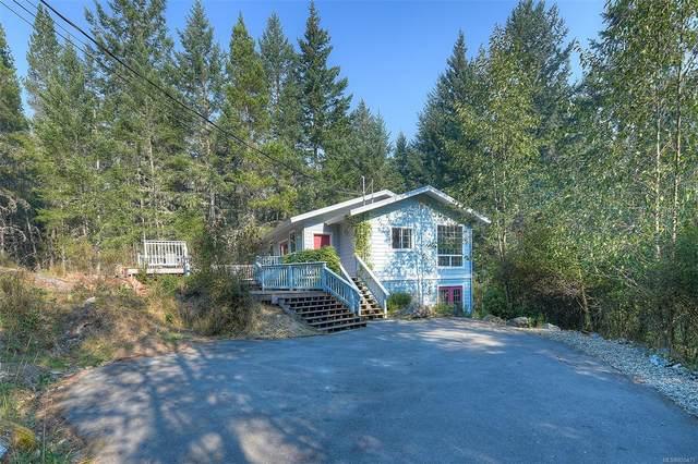 5488 Mt. Matheson Rd, Sooke, BC V9Z 1C3 (MLS #855475) :: Day Team Realty