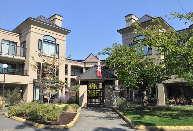 3969 Shelbourne St #124, Saanich, BC V8N 6J5 (MLS #855506) :: Day Team Realty