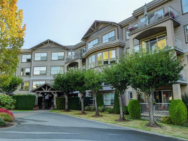 1240 Verdier Ave #102, Central Saanich, BC V8M 2G9 (MLS #855621) :: Day Team Realty