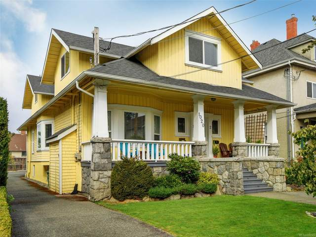 1020 Queens Ave 2(C), Victoria, BC V8M 1C8 (MLS #855723) :: Day Team Realty
