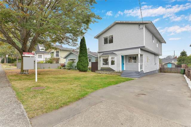 1536 Burton Ave, Victoria, BC V8T 2N4 (MLS #855790) :: Day Team Realty